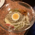 焼肉 東京山 - 冷麺