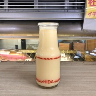 ミルクショップ 酪 - ドリンク写真:飛騨酪農農業協同組合 飛騨オレンジ