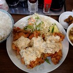 蘭蘭亭 - 料理写真: