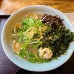 九十九里 麺ドラゴン - 料理写真:はまぐりそば