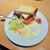 デニーズ - 料理写真:べーストエッグモーニング(トースト)
