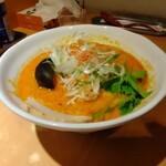 えびそば えび助 - 海老担々麺(辛み無し)