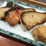 京粕漬 魚久  - 銀鱈、鮭、鰈