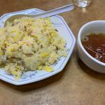 寿楽 - 炒飯