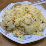 寿楽 - 炒飯アップ