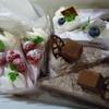 フルールきくや - 料理写真:ケーキたち。