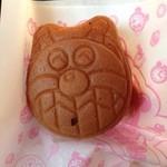 あかちゃんまんのおやつのじかん - バイキンマン 人形焼 130円