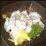 喜八 - 水蛸の炙り黒胡椒焼き