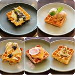 WASHAGANCHI - ワッフル食べ放題②