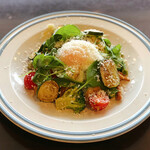 WASHAGANCHI - たーーーくさん夏野菜とテリチキの冷製パスタ