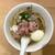 らぁ麺 鳳仙花 - 特製らぁ麺(1,000円)