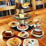 フランス食堂 Naru - 料理写真:デザート食べ放題