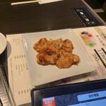 ワンカルビ - シマチョウ美味しかった!