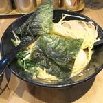 銀家 - のりon麺