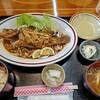 ぬちぐすい - 料理写真:魚のバター焼き定食( ´∀` )b