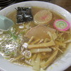 雷電食堂 - 料理写真:醤油ラーメン