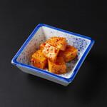山芋キムチ