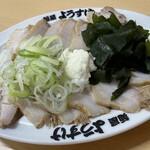 156603636 - 【再訪】おつまみチャーシューは激うま!!!