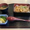 清かわ - 料理写真:天重(1,400円)