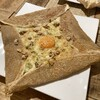 ガレット - 料理写真:山の恵みのロースト(くるみのロースト キャベツのクリーム煮 卵 チーズ)のガレット