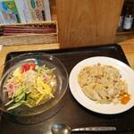 156624360 - 冷麺セット