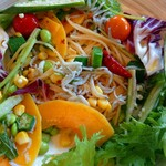 PASTA HOUSE AWkitchen FARM - 夏野菜 種類多く 新鮮で 美味しい