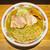煮干中華 余韻 - 料理写真:「凝縮煮干冷やし」¥850