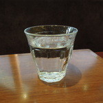上島珈琲店 - お水