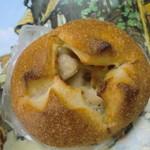 手作りパンこむぎ - チーズソーセージフランス