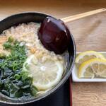 蒲刈であいの館 - 料理写真:
