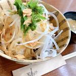ステーキバーマサ - ステーキ丼 1,500円