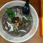 吉臨屋 - 黒ごま坦々麺