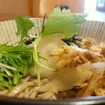 冨田や - 料理写真:おろしそば ¥900