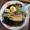 suzumishokudou - 料理写真:黒ラーメン(¥700税込み)