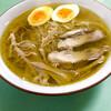 麺の風 祥気 - 料理写真:長岡市 「祥気」   しおそば