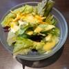 カラーズ - 料理写真:ランチセットのサラダ