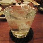 凪 - そして芋焼酎