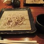 凪 - 〆の蕎麦