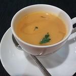 15666204 - カボチャのスープ