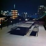 バーシス - 浅草寺の五重塔(屋上)