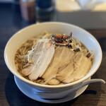 滋賀石山TOMOにぼ次朗 - 料理写真:にぼ次朗半(250g) 850円