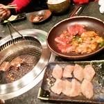 焼肉 富士 -