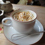 15667955 - キャラメルウインナーコーヒー 400円 (2012.11)
