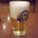 15668349 - 生ビール中