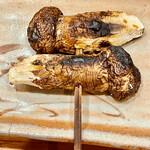 156683162 - 香りの良い松茸です 中国産ですが思いがけずいただけて嬉しいです
