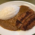 ナイアガラ - 「ロマン」味のカツカレー