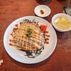 月徳飯店 - 料理写真:糸魚川ブラック焼きそば(レギュラー)