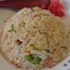 やまとラーメン香雲堂 - 料理写真:ハンチャンセットのヤキメシ♪
