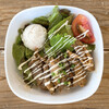 オープンカフェ まるごとやまなし館 - 料理写真:甲州地どり照り焼き丼
