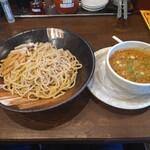 希望軒 - 料理写真:ピリカつけ麺中盛